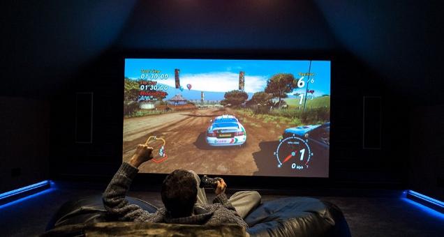 Home Cinema Games Room Trussloft Uk