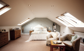 Bungalow Loft Conversion in Milton Keynes