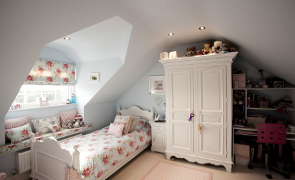 Childrens Bedroom Loft Conversion in Surrey
